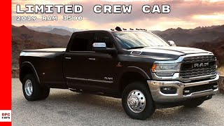 Download 2019 Ram 3500 Limited Crew Cab Truck Video