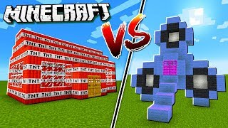 Download FIDGET SPINNER HOUSE vs TNT HOUSE in Minecraft! Video