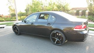 Download 200K Miles On My BMW E65 E66 - What's Has Happened!! Video