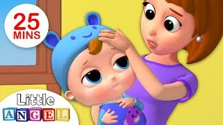 Download Baby Got Sick | Sick Song +More Kids Songs & Nursery Rhymes by Little Angel Video