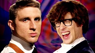 Download James Bond vs Austin Powers. Epic Rap Battles of History Video