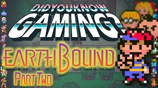 Earthbound Halloween Hack (By Toby Fox) - Part 4/Bad Ending