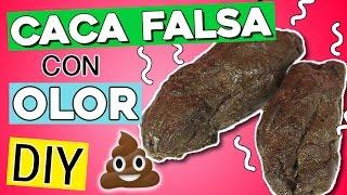 Download CACA falsa CON OLOR * BROMAS caseras fáciles Video