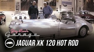 Download 1951 Jaguar XK 120 Hot Rod - Jay Leno's Garage Video