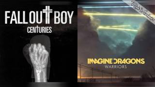 Download Warriors For Centuries - Fall Out Boy & Imagine Dragons (Mashup) Video