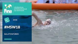 Download Highlights Balatonfüred - FINA/Hosa Marathon Swim Series 2018 Video