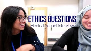 Download How To Answer ETHICS QUESTIONS & Perfect Answer | MEDICAL SCHOOL INTERVIEW | MedICU Video