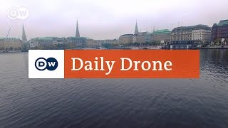 Download #DailyDrone: Binnenalster Video