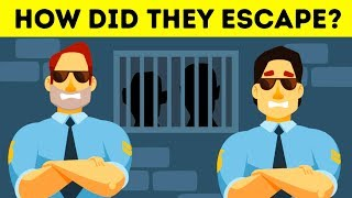 Download 12 POPULAR RIDDLES ON ESCAPE. CAN YOU SOLVE IT? Video
