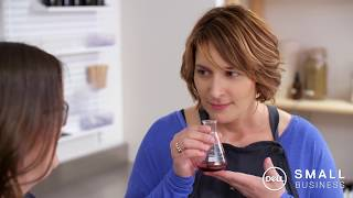 Download Good Scents: Managing Fast Growth In A Two-Person Company Video