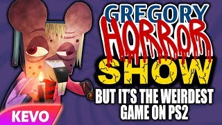 Download Gregory Horror Show but it's the weirdest game on ps2 Video