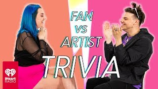 Download YUNGBLUD Goes Head to Head With His Biggest Fan | Fan Vs Artist Trivia Video