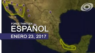 Download Force Thirteen En Espanol - Enero 23, 2017 Video
