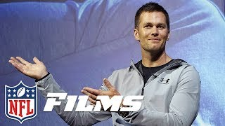 Download Facial Symmetry: It Makes You Born to Play Quarterback | NFL Films Presents Video