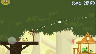Download Angry Birds (Level 6-13) 3 Stars Video