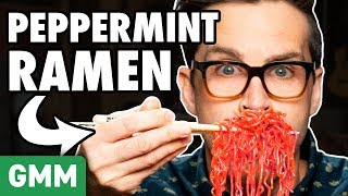 Download Crazy Peppermint Foods Taste Test Video
