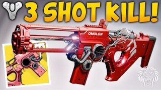 Download Destiny: THE 3 SHOT KILLER! Amazing Exotic Chaos Dogma (Age of Triumph) Video