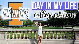 Download Day in my Life // University of Illinois at Urbana-Champaign Video