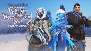 Download Overwatch Seasonal Event | Winter Wonderland 2017 Video