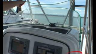 Download Glacier Bay 2665 Canyon Runner Performance Tests By BoatTest com Video