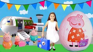 Download Peppa Pig English Episodes - The Holiday & Other Stories Halloween Compilation! Peppa Pig Toys Video