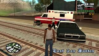 Vice City Rage - Driving a Lamborghini Countach Free Download Video