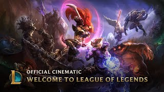 Download Welcome to League of Legends Video