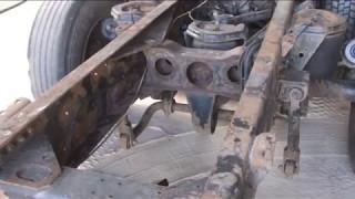 Download Как избавиться от глубокой коррозии металла. Пескоструйная обработка ржавой рамы грузовика Белгород Video