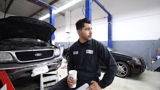 Download Whats the Difference between a Mechanic and Technician- Part 2 Video