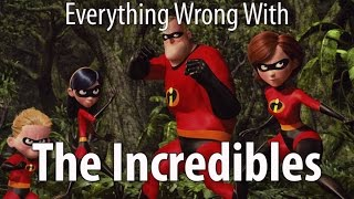 Download Everything Wrong With The Incredibles In 10 Minutes Or Less Video