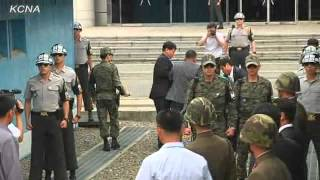 Download South Korean arrested for unapproved trip to North Korea Video