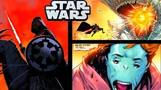 Download DARTH VADER BECOMES A HERO AND A SAVIOR!!(CANON) - Star Wars Comics Explained Video