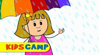 Download Rain Rain Go Away | Popular Nursery Rhymes by KidsCamp Video