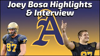 Download Joey Bosa - St. Thomas Aquinas Defensive Lineman Highlights / Interview - Sports Stars of Tomorrow Video
