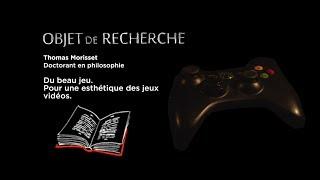 Download Thomas Morisset - Du beau jeu. Pour une esthétique des jeux vidéos. Video