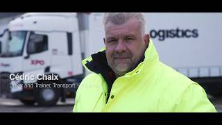 Download [FR]-[EN]-[SP] Our People make the difference: Cédric, Driver and trainer, Transport - France Video