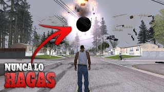 Download Nunca Desbloquees el AGUJERO NEGRO en GTA San Andreas Video