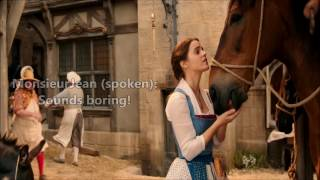Download Beauty and the Beast - Belle LYRICS Video