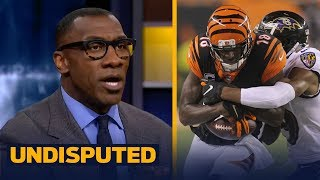 Download Skip and Shannon react after the Bengals beat the Ravens, 34-23 | NFL | UNDISPUTED Video