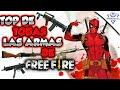Download TOP DE TODAS LAS ARMAS DE ●FREE FIRE● REVIEW DE CADA UNA Video