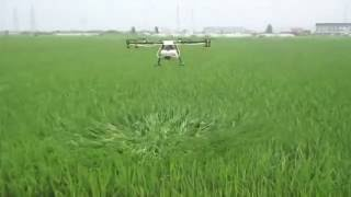 Download DJI MG-1 Agricultural plant protection of multi rotor UAV, daily work Video