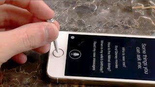 Download iPhone 5S Not Recognizing Touch ID After Scratch Test Video