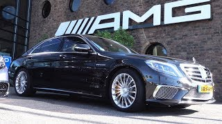 Download Mercedes S65 AMG - V12 S Class BRUTAL Drive Review + Sound Acceleration Exhaust Video