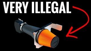 Download 10 Car Mods BANNED in America! Video