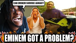 Download Eminem Got Problems?! | Reacting To Lord Jamar Freestyles! Video