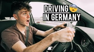 Download Australian on the German Autobahn (First time Experience from Berlin to Frankfurt) Video