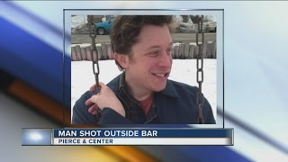 Download Man shot while standing outside bar in Riverwest Video