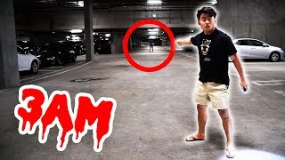 Download Do Not Explore Haunted Parking Garage at 3AM (Ghost) Video
