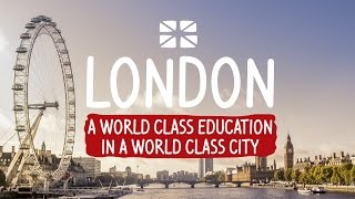 Download Why Study in London? Video