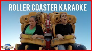 Download ROLLER COASTER KARAOKE Video